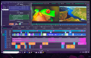 NAB2019, Avid Connect 2019, Avid, Media Composer © Nonkonform