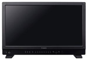 Firmware-Updates Canon Referenzmonitore