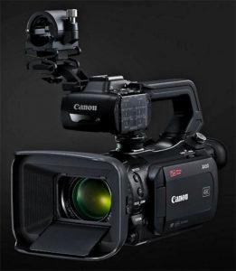 Canon, XA55, Camcorder