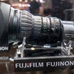NAB2019: Neue Fujifilm TV-Objektive