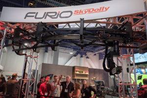 Furio SkyDolly, NAB2019, © Nonkonform