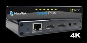 NewTek, Spark Plus 4K