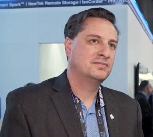 Dr. Andrew Cross, Präsident, F&E-Abteilung, Vizrt Group