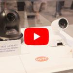 NAB2019: Neue Panasonic PTZ-Kameras