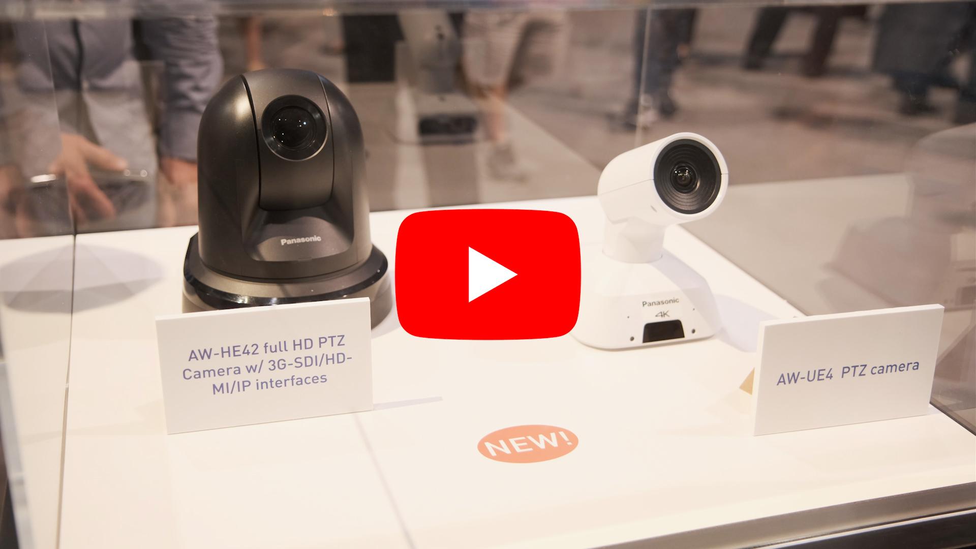 NAB2019: Neue Panasonic PTZ-Kameras - film-tv-video de