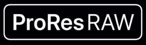 ProRes Raw, Logo