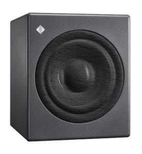 Der neue KH 750 DSP ist ein kompakter Subwoofer für Broadcast-Studios, Tonstudios und in der Postproduktion