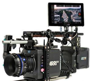 SmallHD, Cine 7, Monitor, NAB2019