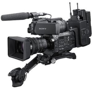Sony, FS7, NAB2019, CBK-FS7BK