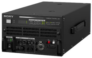 Sony, HDCU, NAB2019
