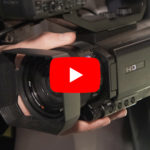 NAB2019-Video: Sony-Camcorder HXR-MC88