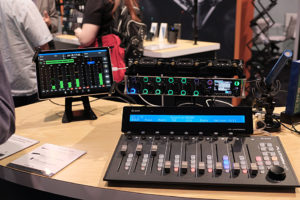 Scorpio, Sound Devices, NAB2019