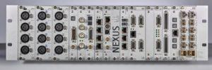 Nexus, das Audionetzwerk von Stage Tec