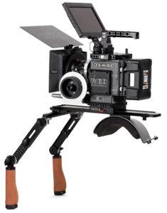 Wooden Camera, Shoulder Rig V3, NAB2019