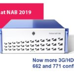 NAB2019: 4K-Replay-Server Fulcrum AT/12G von Slomo.tv