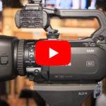 NAB2019-Video: Canon-Camcorder XA55