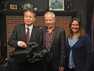 Koichi Yamanaka, Emilie Deshors, Ronald Meyvisch