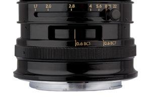 Petzval 55 mm f/1.7