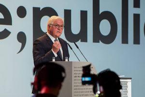 Republica 2019, Frank-Walter Steinmeier