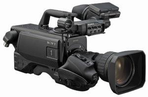 HDC-3500, Kamera, Sony