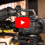 NAB2019-Video: Sony FS7 ENG Style Build-Up Kit