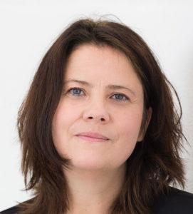 Porträt, Anja Richter, Geschäftsführerin des Bayerischen Filmzentrums