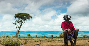 Virtual Worlds, Still, Nomads: Maasai, © Felix&Paul