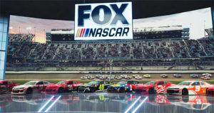 Fox Sports, Nascar, Zero Density