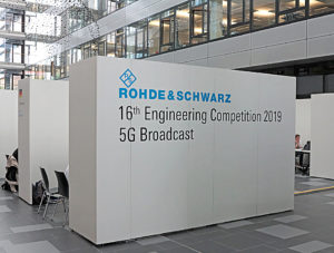 Rohde & Schwarz, R&S, Engineering Competition