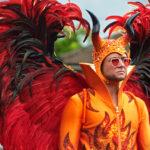 Elton Johns Rocketman: Grading mit Resolve Studio