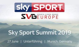 Sky Sport Summit, Logo