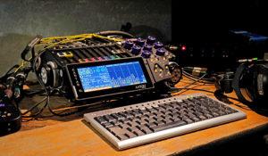 Cantar X3, Aaton, Audiorecorder