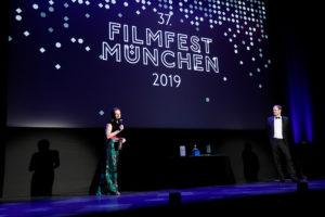 Preisverleihung des 37. Filmfests München, © Filmfest München/Kurt Krieger