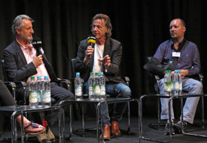 Filmfest München, Blackbox, Arri Media, Podiumsdiskussion Serien-Hype