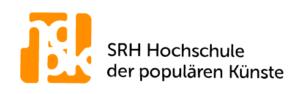 SRH Hochschule der populären Künste, Logo