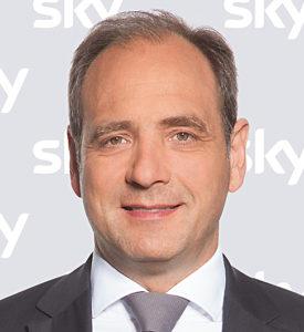 Sky Deutschland, Carsten Schmidt, Porträt