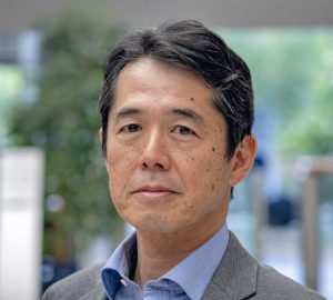 Hiroshi Kajita, Head of Media Solutions, Sony Professional Solutions Europe