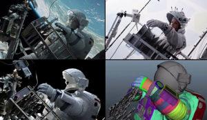 Gravity, Understanding VFX, © Framestore