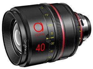 Angénieux, Optimo Prime, 40 mm