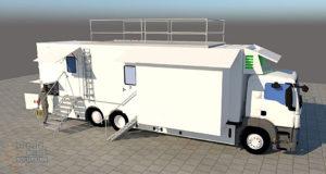 Broadcast Solutions, 12G-Ü-Wagen