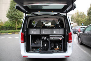 ENG-Fahrzeug, VRT, Broadcast Solutions