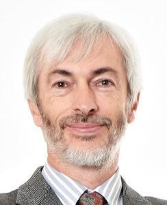 Dr. Pierre de Muelenaere, Chairman of the Board, CEO ad interim, EVS, Porträt