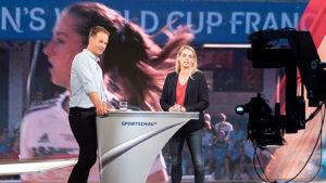 @Herby Sachs/WDR, Fußball-WM der Frauen