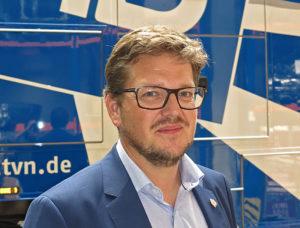 Markus Osthaus, Geschäftsführer, TVN
