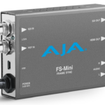 IBC2019: Aja 12G-Neuheiten und FS-Mini