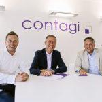 Ulf Genzel und contagi kooperieren