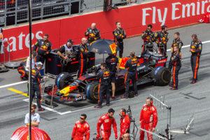 ©Lukas Hayden, Formel 1