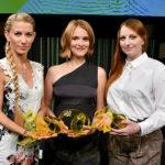 Gewinnerinnen des ARD/ZDF-Förderpreises Frauen + Medientechnologie