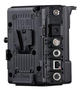 Canon, EOS C500 Mark II, Kamera
