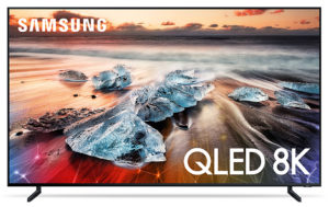 Samsung, 8K, Fernseher, Q950